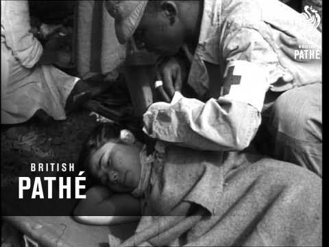Earthquake In Fukui, Japan (1948)