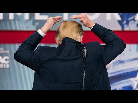 Xxx Mp4 I Try Like Hell To Hide That Bald Spot Says Donald Trump 3gp Sex