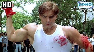 Sohail Khan fight with Rajpal Yadav - Maine Dil Tujhko Diya - Bollywood Action-Romantic Movie