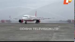 Air India's Bhubaneswar Bangkok Direct Flight Flagged Off