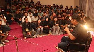 Ei Bidaye(এই বিদায়ে) 1080p - by Lincoln D'Costa (acoustic version) at East West University,dhaka