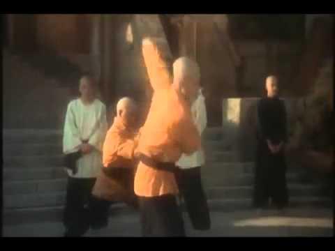 Kung Fu 1972 Scene with Lohan School Grand Teachers