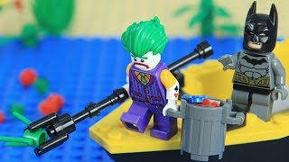 Lego Batman Shark Attack