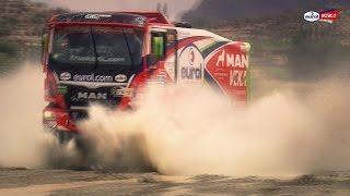 Dakar 2016 - Eurol VEKA MAN Rally Team (the movie)