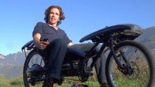 Joystickbike plan prototype (3/4)  to Inventors-pilots-creators-mécaniciens