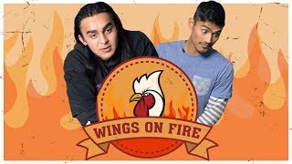 | WINGS ON FIRE | ft. Saman & Animesh | ROADIES SPECIAL