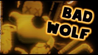 Bendy And The Ink Machine Song BAD WOLF Rockit Gaming Official Music Video