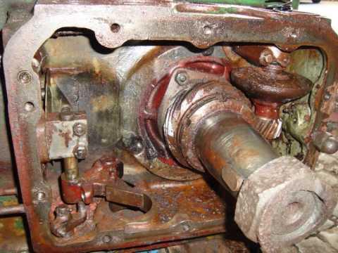 Deutz MAH 320 Wiederaufbau Restauration Stationärmotor Standmotor