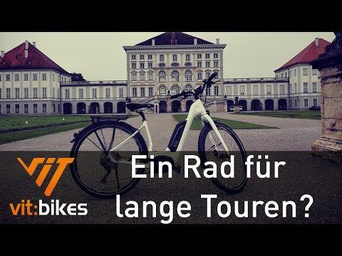 lange Touren und Spaß gefällig? - Trekking Ebike-Motoren-Vergleich Teil 3 - vit:bikesTV