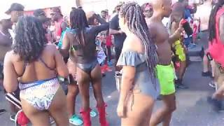 Trinidad Carnival no fake ass on this side | Uncut 2018