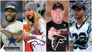 The Biggest Celebrity Fan From All 32 NFL Teams