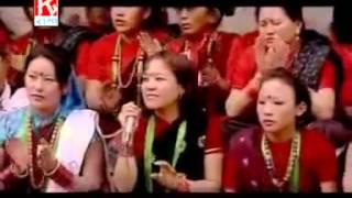 Salaijo Bhaka Samjhana Le Man Bhari Mohan Grg and Anjana Gurung