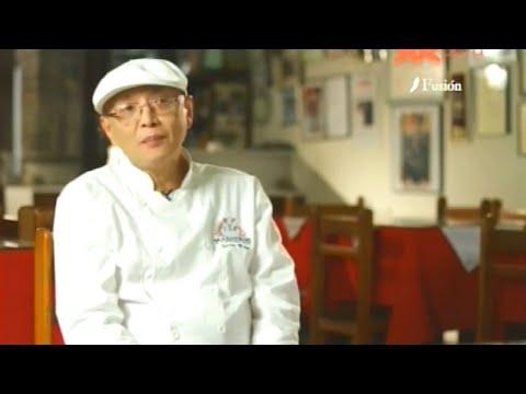 Javier Wong Maestros de la Gastronomía Peruana