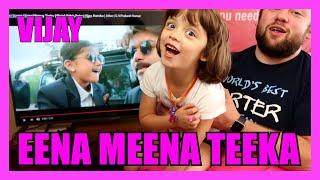 EENA MEENA TEEKA Song SPECIAL REACTION!!! VIJAY, Theri Movie Song