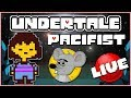 Download Video Download LET'S BE A BIG SOFTIE! - Undertale - PACIFIST RUN | Live Stream 3GP MP4 FLV