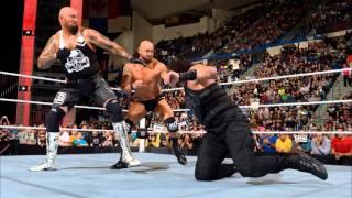 WWE Raw 2016 | Roman Reigns VS. Alberto Del Rio | Match Highlights: April 25, 2016