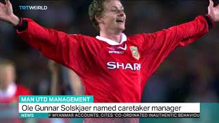 Solskjaer to manage Man United until end of season
