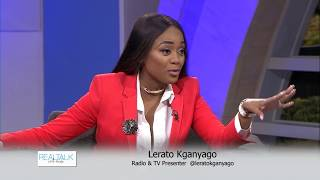 Real Talk with Anele Season 3 Episode 41 - Lerato Kganyago & Tshegofatso Manche