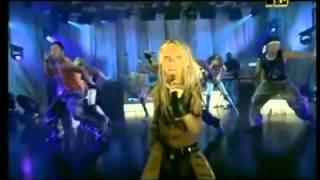 Christina Aguilera - Dirrty Live