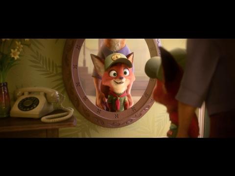 Gondola Clip Disney s Zootopia