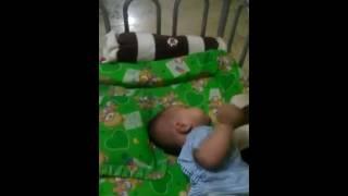 Cute baby ongko