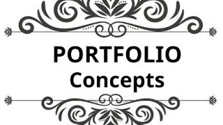 Portfolio, Concepts, SFM, CA Final Nov 2017-3/4