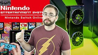 Nintendo Online Cloud Save Confusion And Nvidia RTX Benchmarks Leak   News Wave