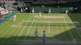 Wimbledon 2013 Doubles Final. Bryan Bryan / Dodig Melo