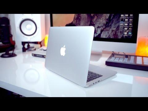 2015 MacBook Pro Unboxing! (13-inch Retina)