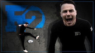 Rugby Keepy-Uppy | F2 Skills Challenge (ep. 2) | Slash Football