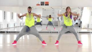 'Bomba' Best Zumba Dance By Nevena & Goran 720p HD