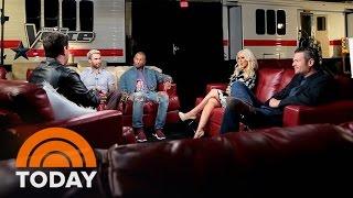 'The Voice' Coaches Talk Season 10, Blake Shelton's 'Ridiculousness' | TODAY