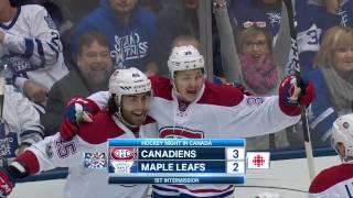 Milestone: Nikita Scherbak scores 1st NHL goal