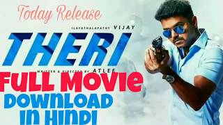 Theri full movie in Hindi download full HD link