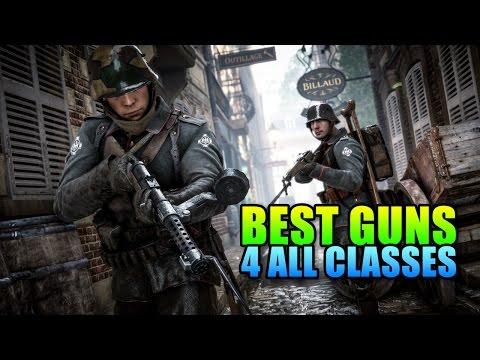watch Battlefield 1 Best Guns For All Classes