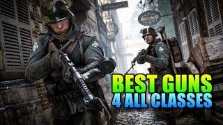 Battlefield 1 Best Guns For All Classes