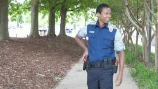 Industrial Design students create uniforms for law enforcement officials