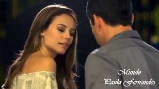 Clipe Um Ser Amor - Paula Fernandes - Tema de Bruno e Paloma da novela Amor à Vida