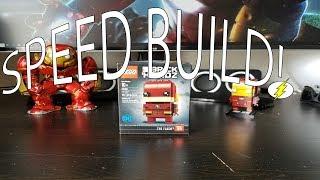 Lego Flash Speed Build!