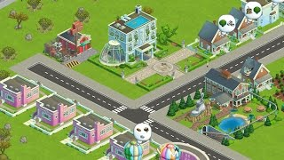 MONOPOLY TOWNS iOS Gameplay Video