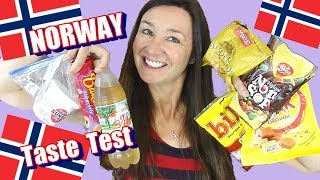 NORWAY TASTE TEST 3 - Non Stop, Villa Soda,  Smør bukk & Bilar Candy