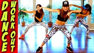 Fat Burning Dance Workout | Beginners Cardio for Weight Loss, Hip Hop Fun at Home Exercise Routine