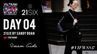 21SIX BY SANDY DOAN | VIETNAM INTERNATIONAL FASHION WEEK SPRING SUMMER 2017