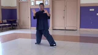 Traditional Yang Style 108 form Tai Chi Chuan 太极拳