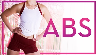 Best Ab Exercises for a Toned Tummy! (At Home No Equipment Exercise Routine for your Abs)