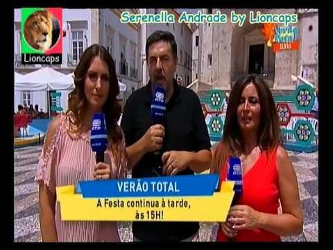 Serenella Andrade sexy no Verão Total 2015