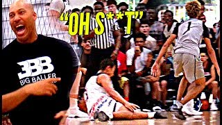 LaMelo Ball DESTROYS Defender