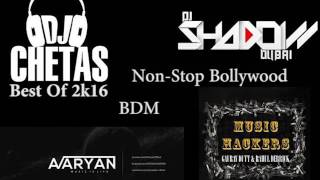 Best of 2016 Bollywood Dance Party Mix  (BDM 2k16)