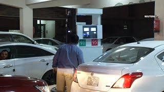 Mixed reactions over Saudi Arabia's plan to hike local petrol prices