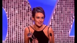 The British Soap Awards 2013 Best Actress